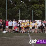 Дитячо-юнацька ліга АДФ. Післяматчеві коментарі учасників змагань